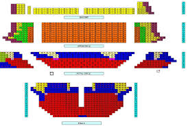 her majesty theatre seating plan