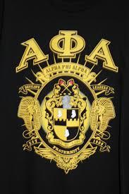 alpha phi alpha t shirts