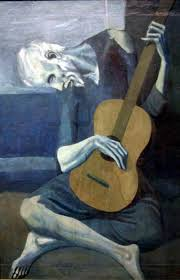 picasso the guitarist