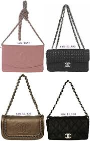 chanel designer purses