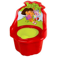 dora the explorer potty