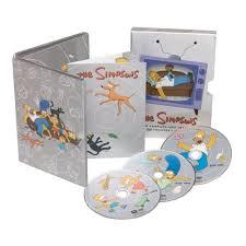 dvd simpsons