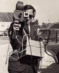 16mm video camera
