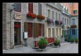 old quebec city