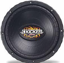 kicker impulse subwoofers
