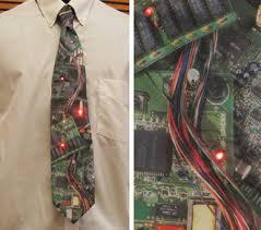 led tie