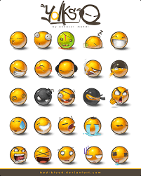 bad emoticons