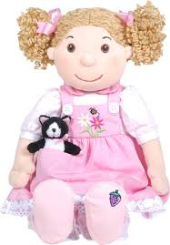 childrens doll