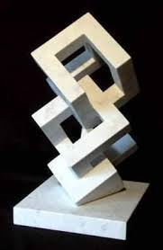 abstract sculptor