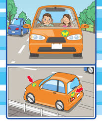 japanese car stickers