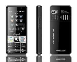 dual sim tv mobile phone