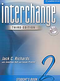 interchange book