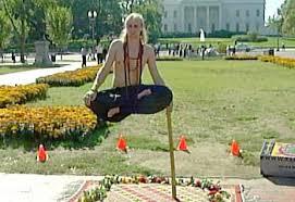 levitacion humana