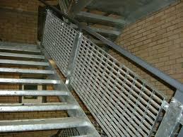 stairway metal