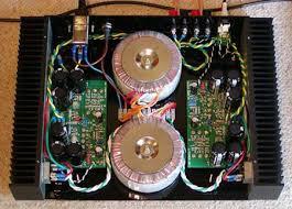mosfet amplifier schematics