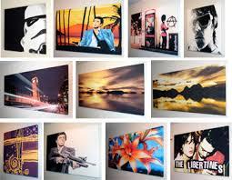 photo to canvas art