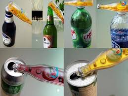 bottle and can opener