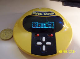 old pacman game