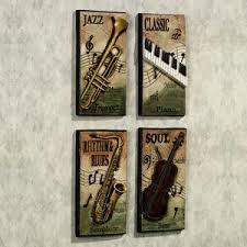 music wall decorations