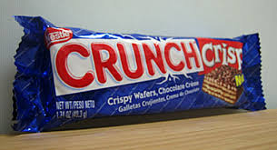 crunch candy bars
