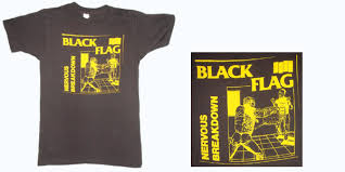 black flag tshirts