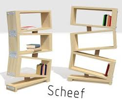 stackable book shelf