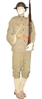 doughboy uniforms