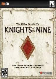 the elder scrolls 4 knights of the nine