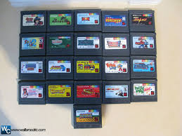 neo geo pocket games