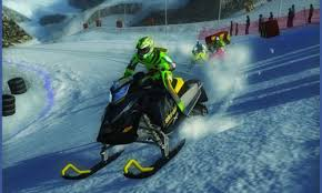 snowmobile games