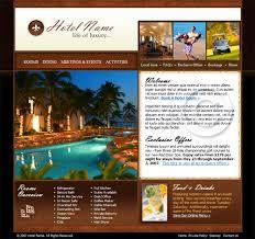 hotel web templates