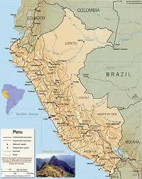 mapas peru