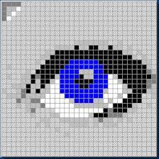 1 pixel
