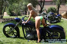 custom bikes and girls