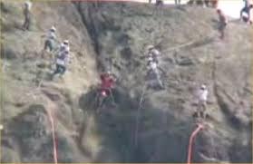 hill climbing dirt bike