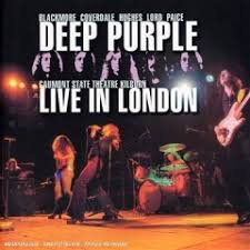 live in london deep purple