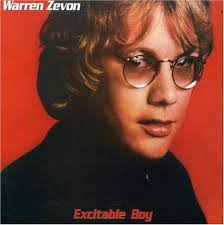 warren zevon excitable boy