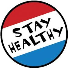 how to stay healthy