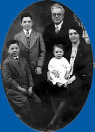 blue family