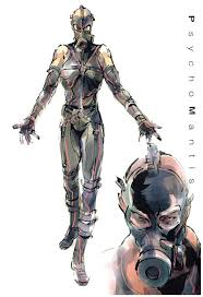 mantis metal gear solid