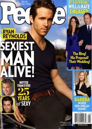 title of Sexiest Man Alive