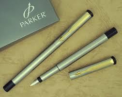 parker pens vector