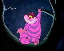 cheshire cat disney