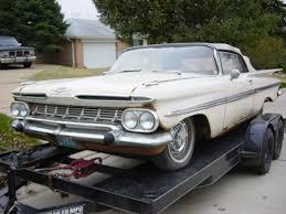 1959 chevrolet convertible