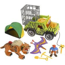 imaginext safari