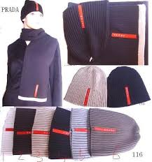 prada beanie hats