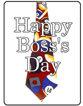 bosses day cards