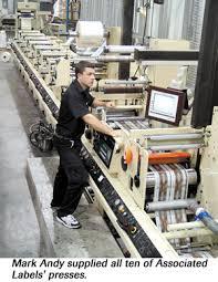 flexo presses