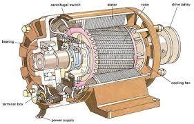 induction electric motors