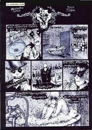 goth comic